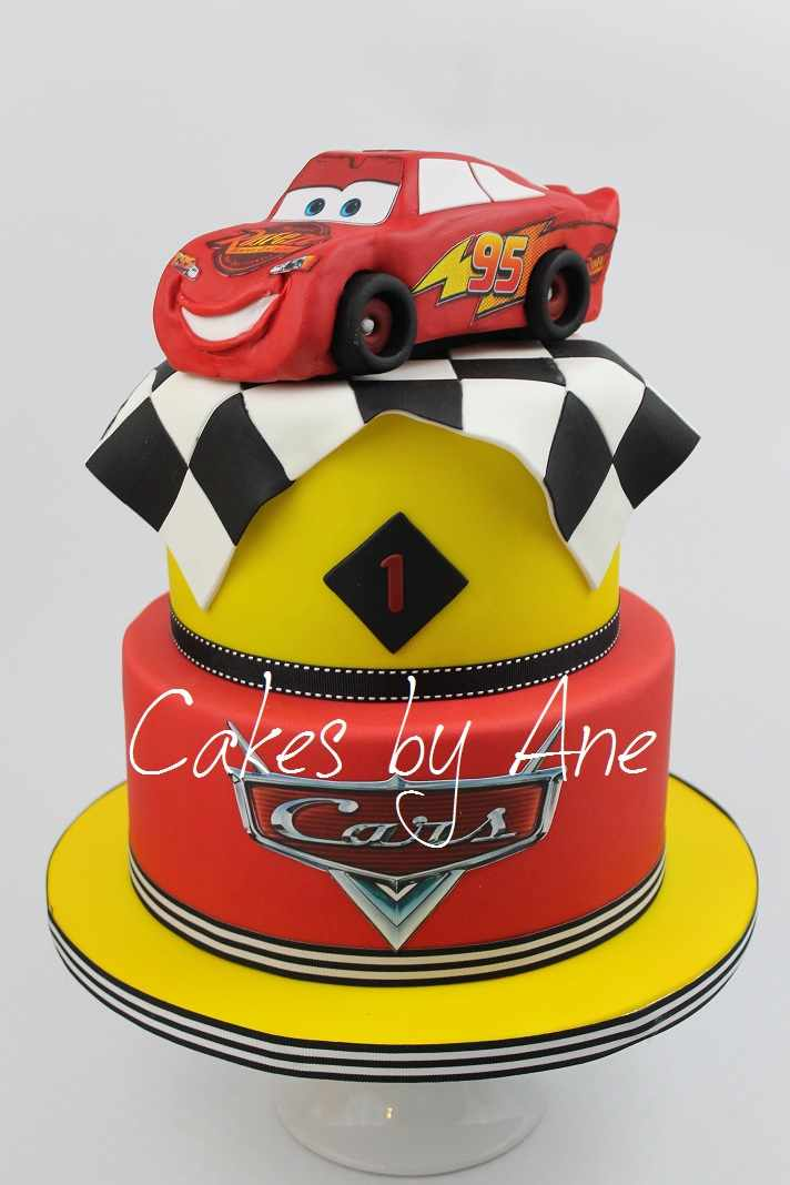 lightning mcqueen cake cakes by ane 5536