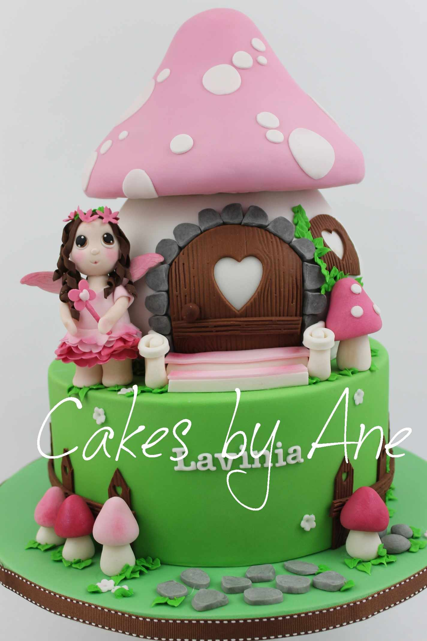 Fabulous Cakes By Ane Personalised Birthday Cards Beptaeletsinfo