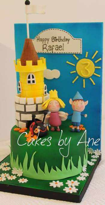 Little Kingdom Cake